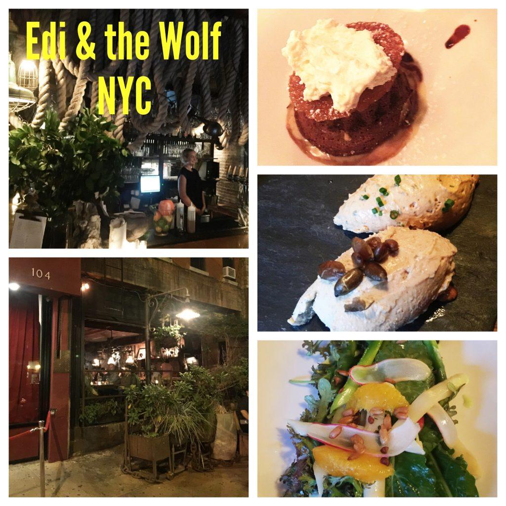 OlloWorld Edi & the Wolf